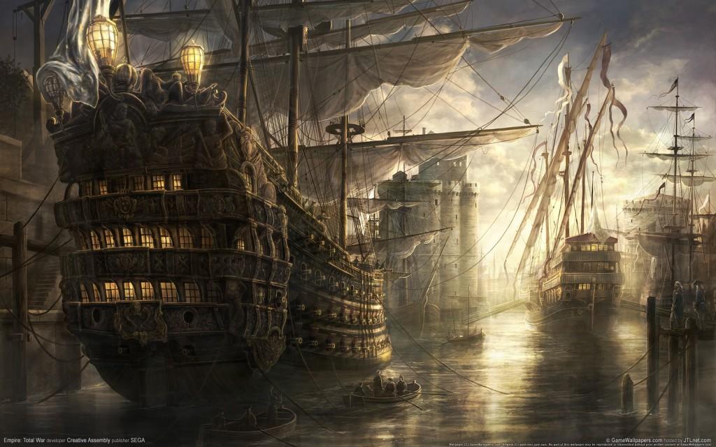 Empire Total War 2 Wallpaper