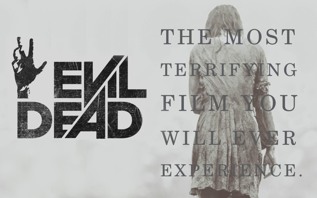 Evil Dead 2013 HD Wallpaper
