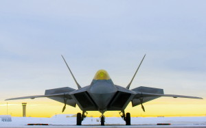 F22 Raptor HD Wallpaper