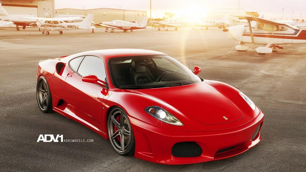 Ferrari F430 ADV1 Wallpaper