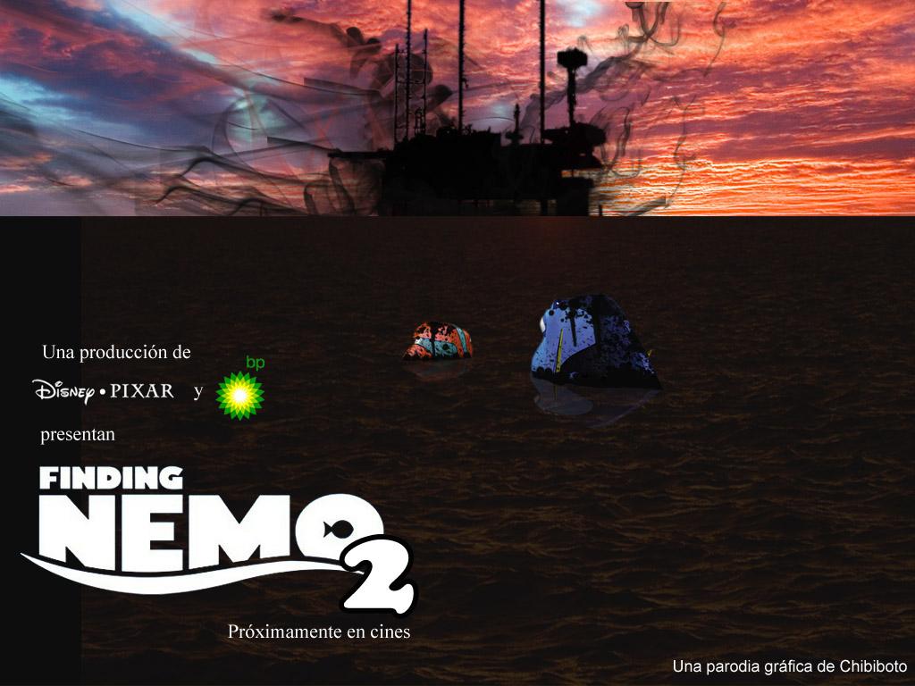 Finding Nemo 2 Movie Wallpaper
