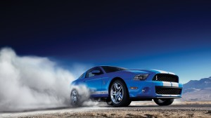 Ford Shelby GT500 2012 Wallpaper