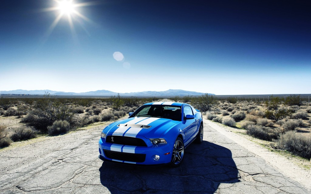 Ford Shelby GT500 Car Wallpaper