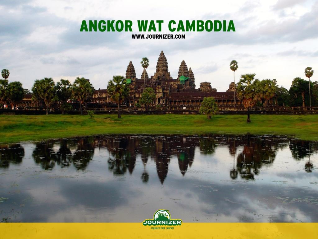 Free Angkor Wat Wallpaper