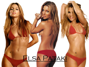 Free Elsa Pataky Wallpaper