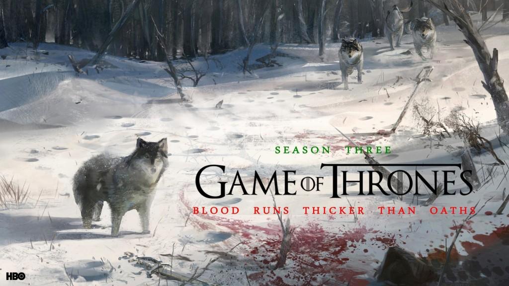 Game of Thrones Season 3 HD Wallpaper