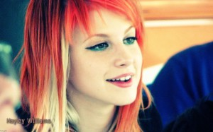 Hayley William Paramore Wallpaper