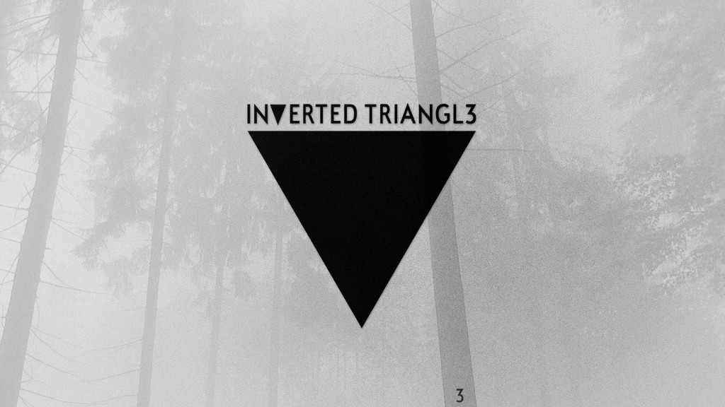 Hipsters Inverted Triangel Wallpaper