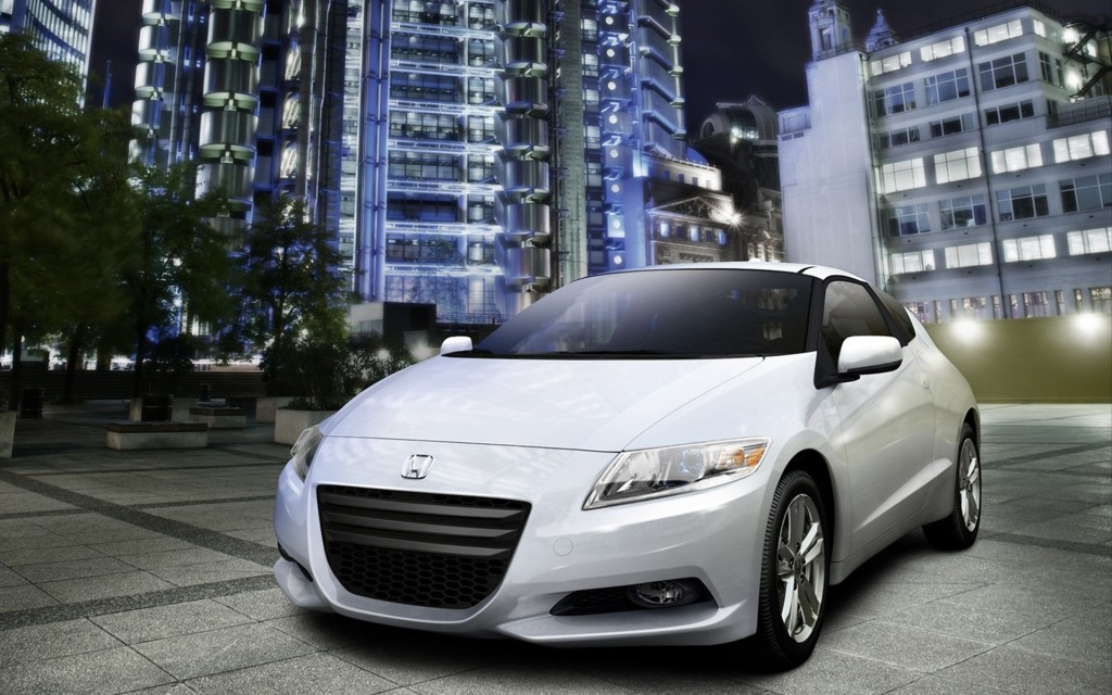 Honda CR Z Sport Hybrid Coupe Wallpaper
