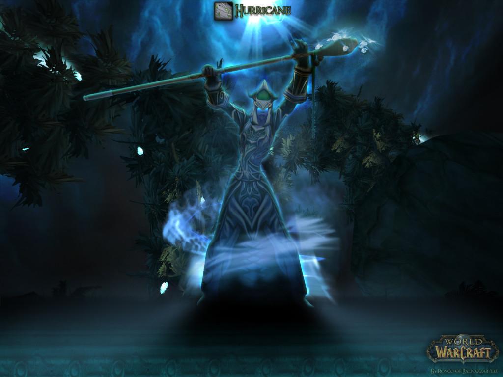 Huricane World Of Warcraft