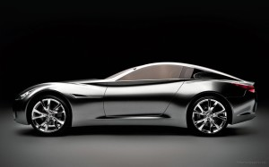 Infiniti Essence Concept Wallpaper