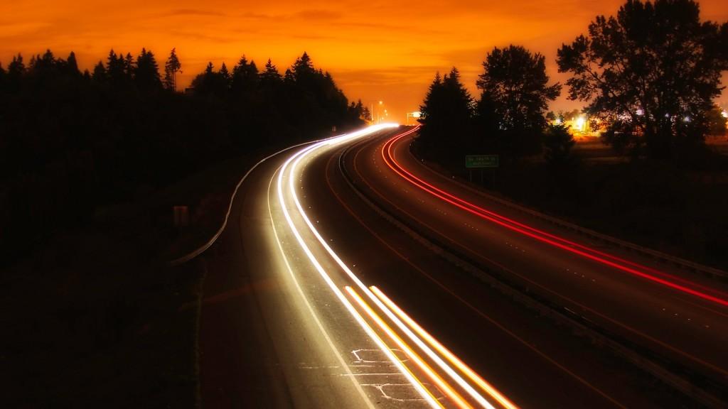 Interstate Highway Wallpaper