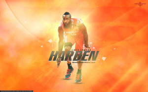 James Harden Rockets Wallpaper