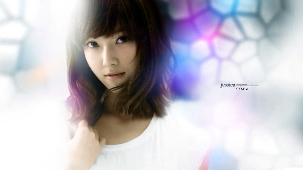 Jessica SNSD 2013 Wallpaper