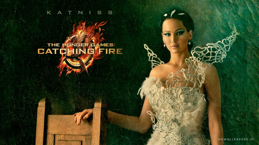 Katniss Hunger Games Catching Fire