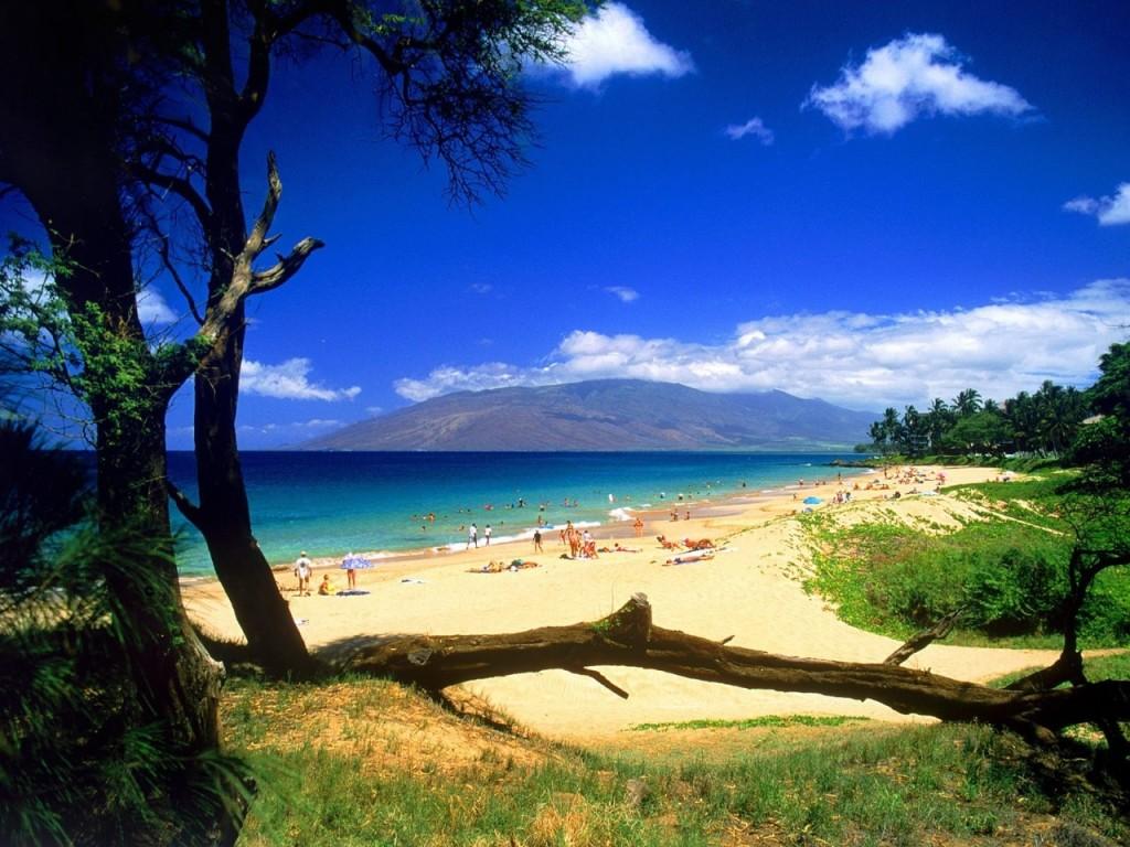 Kihei Beach Maui Wallpaper