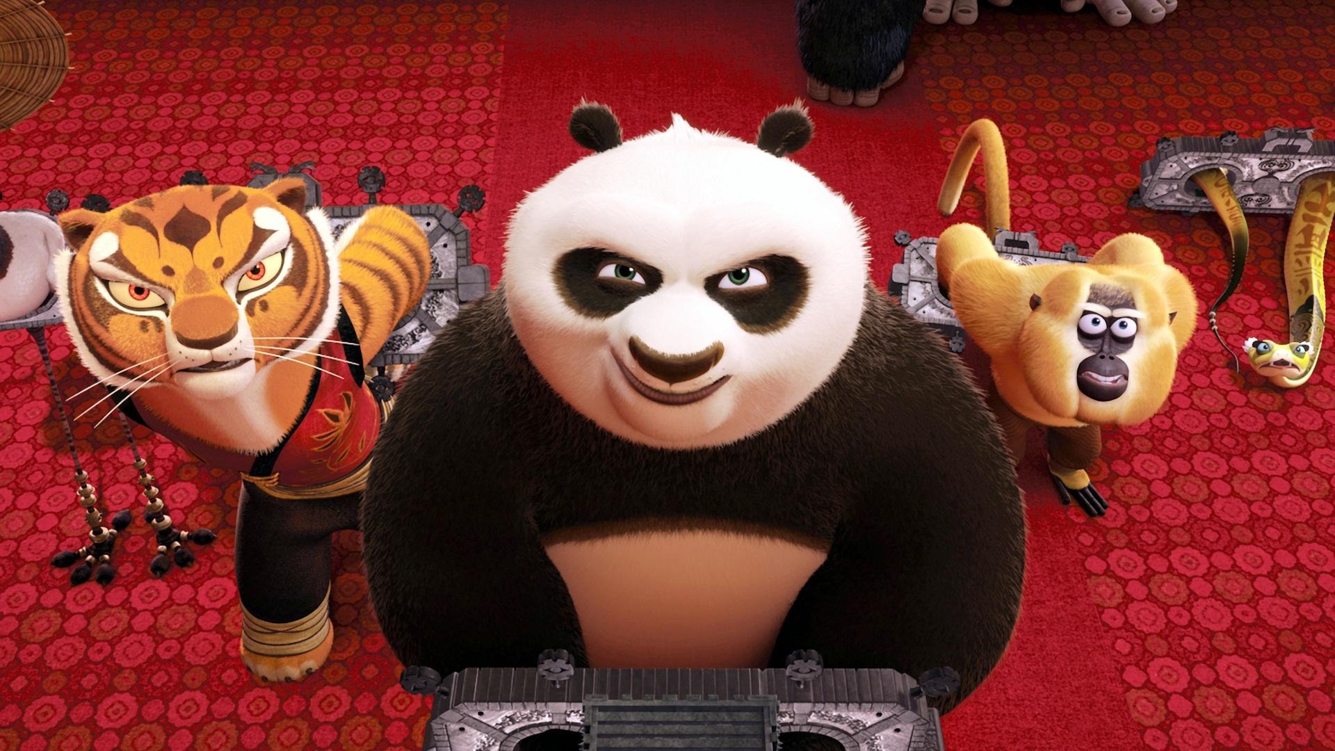 Kung Fu Panda 2 HD | Wallpup.com