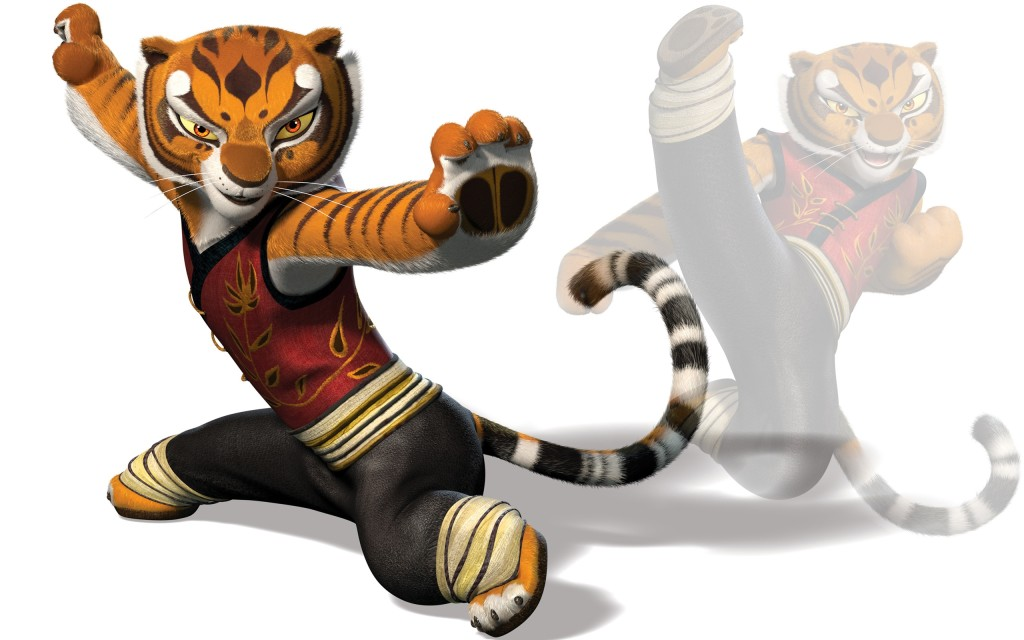 Kung Fu Panda Tigress Wallpaper