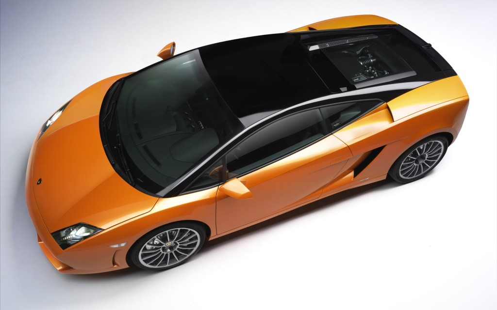 Lamborghini Gallardo LP560 Bicolore