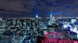 Lower Manhattan NYC Wallpaper