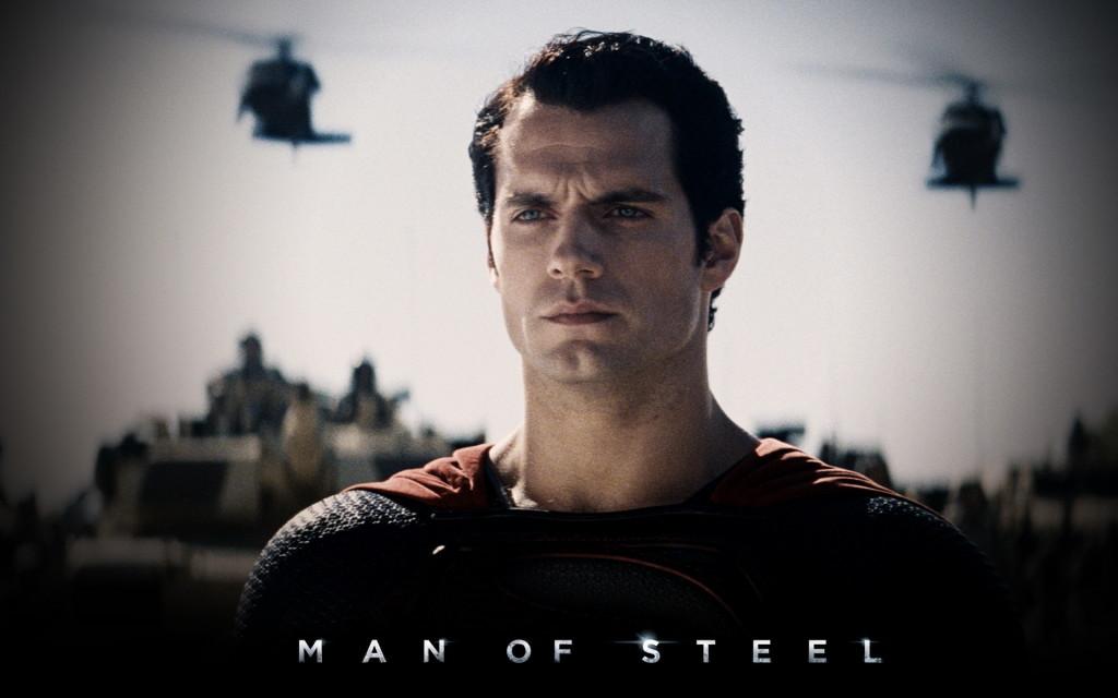 Man Of Steel Wallpaper HD