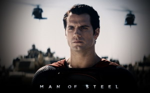 Man Of Steel Wallpaper HD