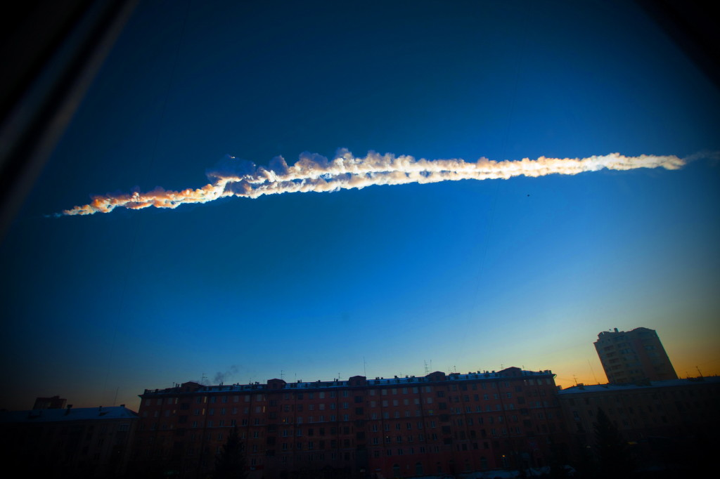 Meteor Russia Wallpaper HD