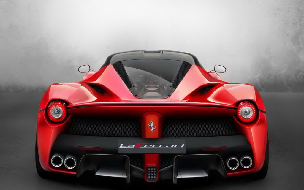 New Ferrari La Ferrari Wallpaper HD