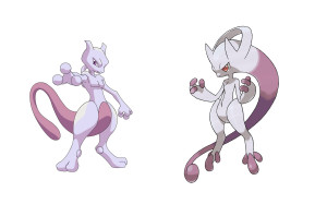 New Mewtwo Wallpaper HD