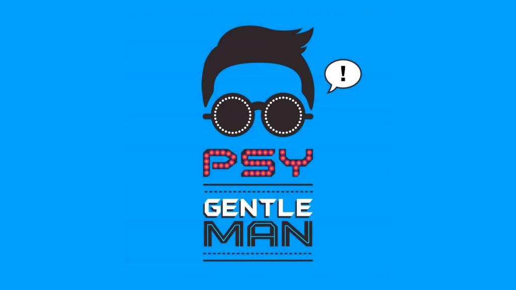 New PSY Gentleman HD Wallpaper