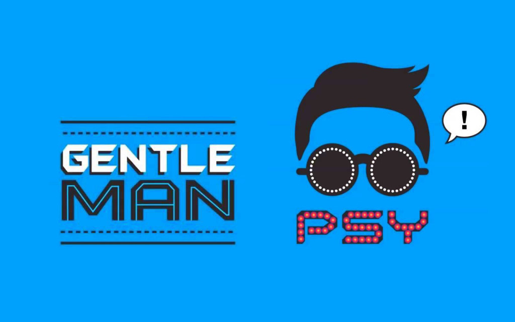 New PSY Gentleman Wallpaper HD