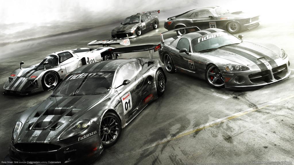 Race Grid 2 Wallpaper
