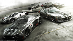 Race Grid 2 Wallpaper