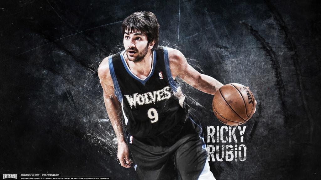 Ricky Rubio 2013 Wallpaper