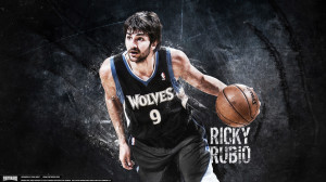Ricky Rubio 2013 Wallpaper
