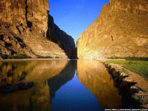River in Grand Canyon Wallpaper