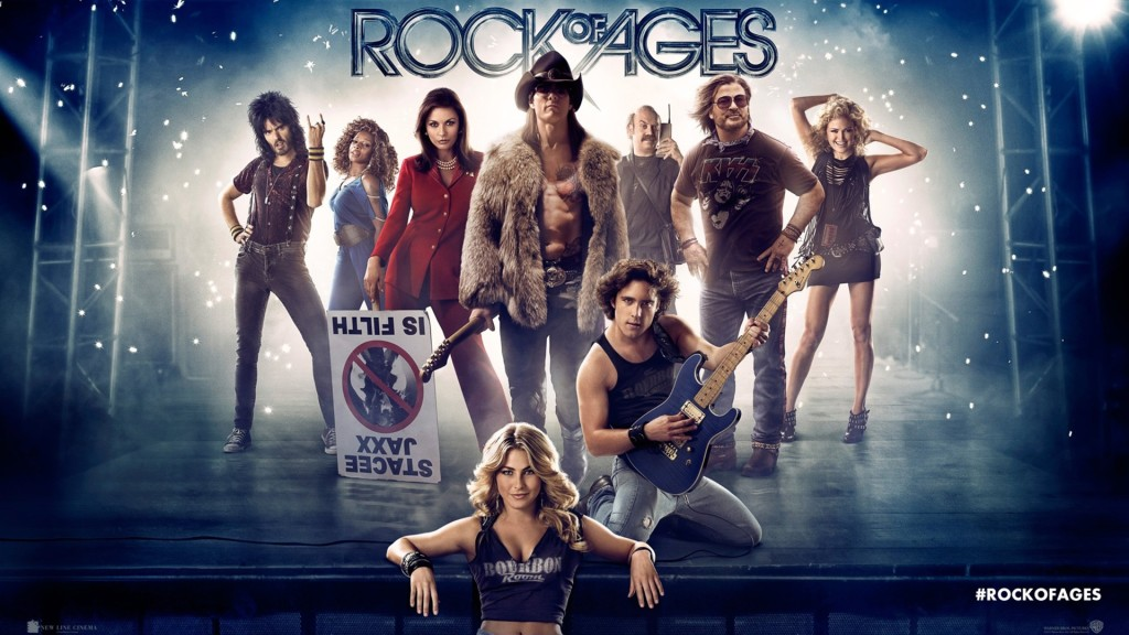Rock of Ages 2012 Movie Wallpaper