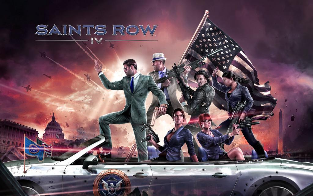 Saints Row 4 Wallpaper HD