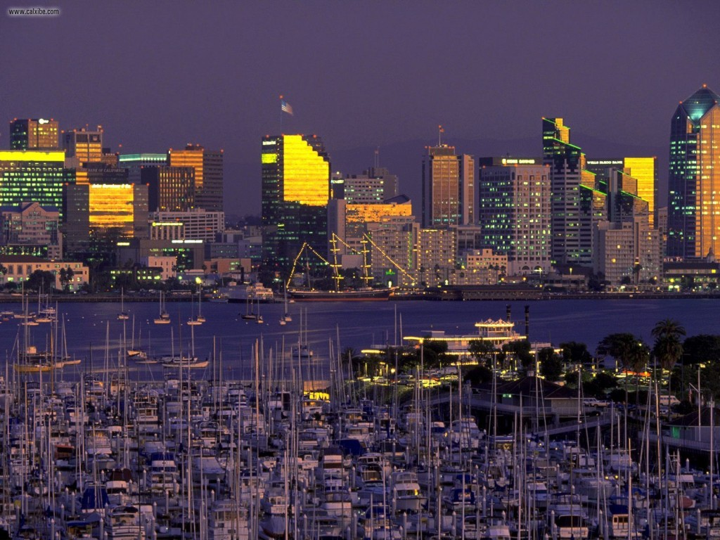San Diego California Wallpaper