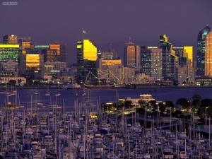 San Diego California Wallpaper
