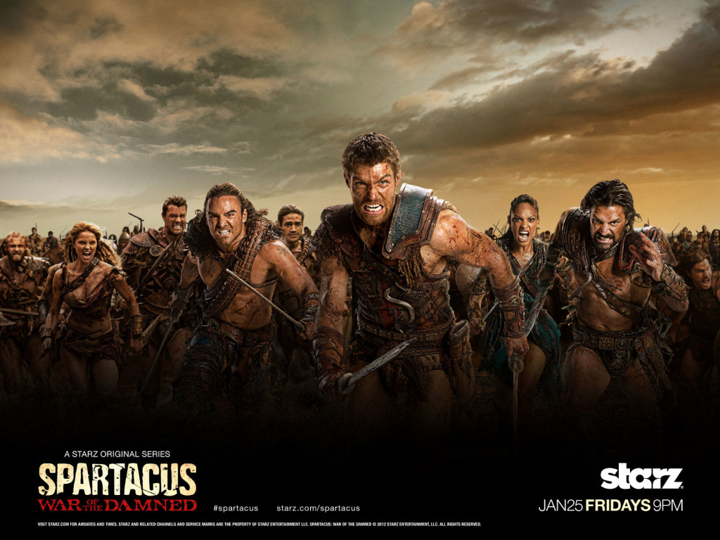 Spartacus 2013 Wallpaper