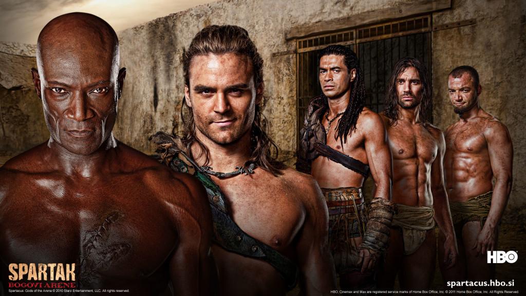 Spartacus Movie Wallpaper