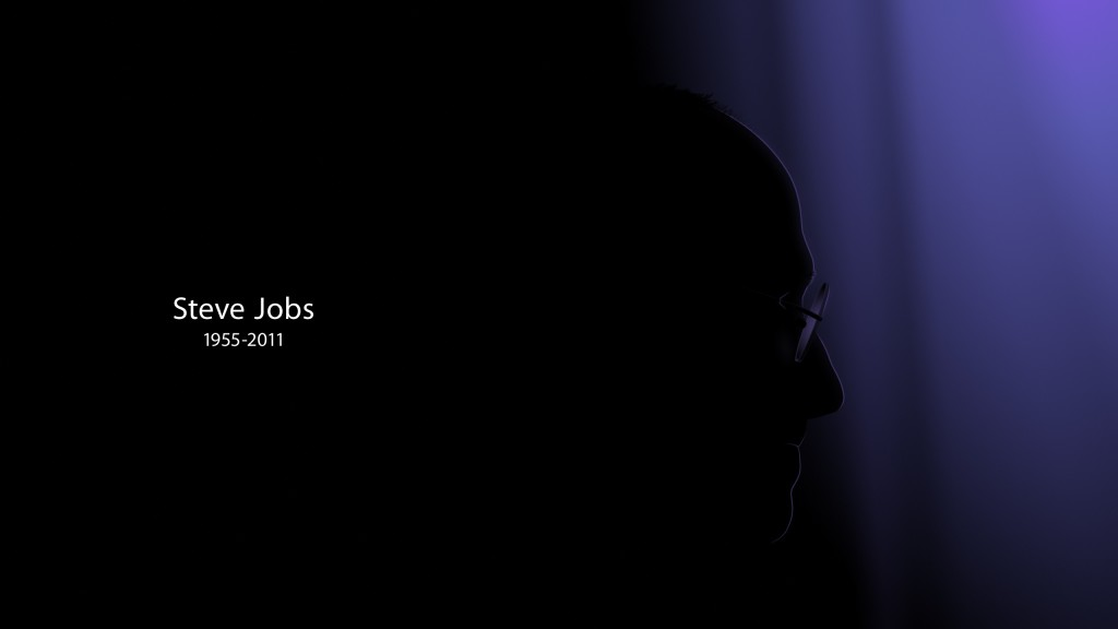 Steven Paul Jobs Wallpaper