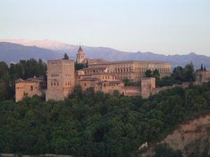 The Alhambra Spain Wallpaper