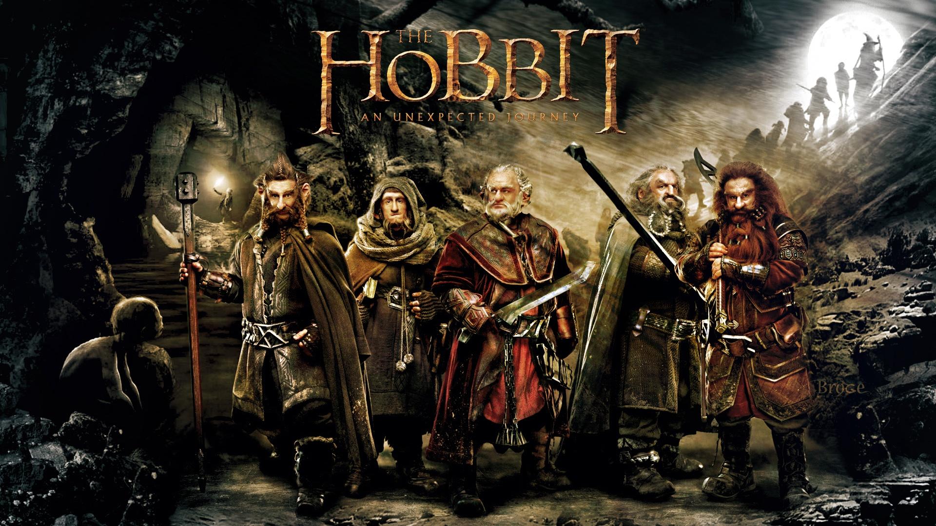 The Hobbit An Unexpected Journey Wallpaper   Wallpup.com