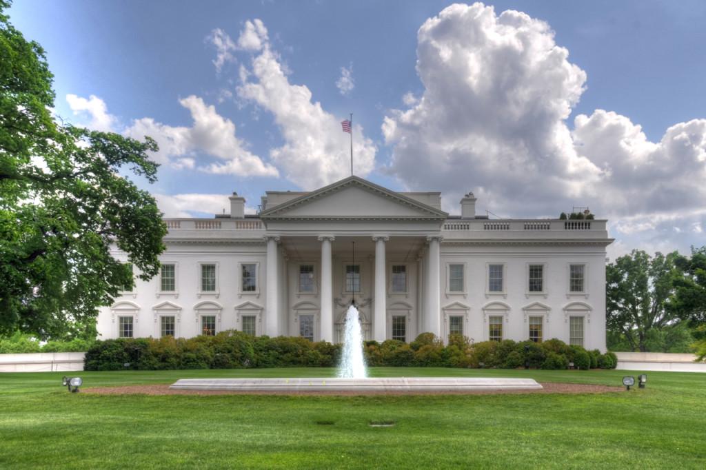 The White House Wallpaper