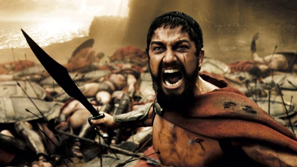 This Is Sparta 300 King Leonidas HD Wallpaper