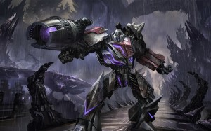 Transformers War for Cybertron Game