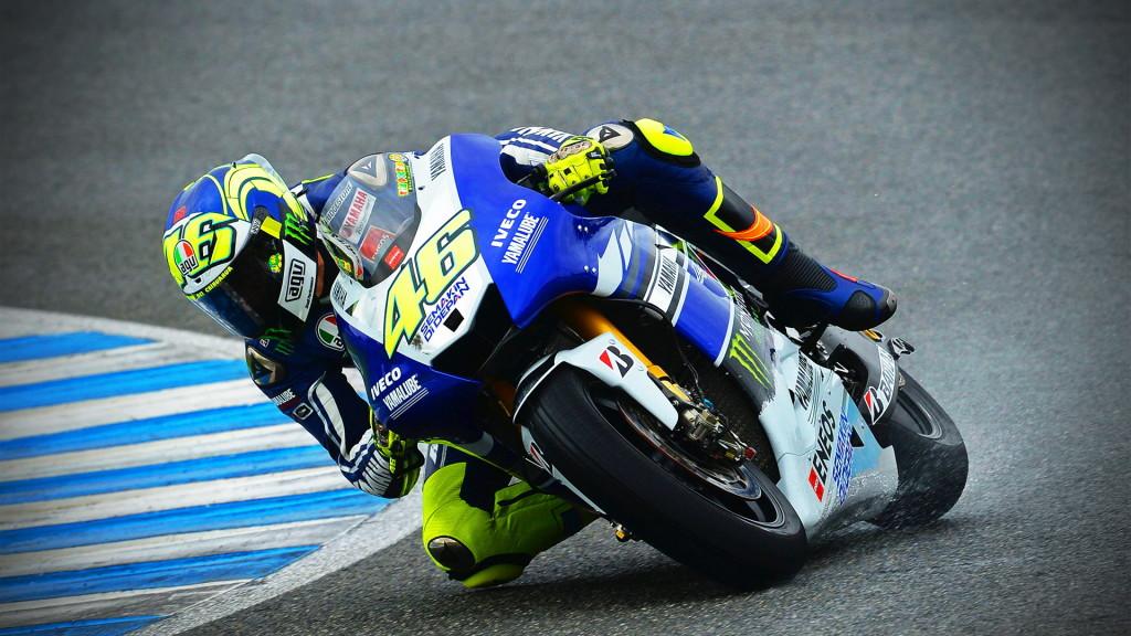 Valentino Rossi MotoGP 2013 Wallpaper HD