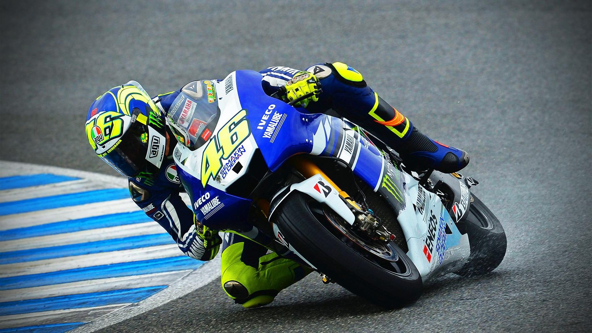 Valentino Rossi Hd Wallpaper